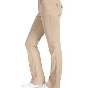 Pants - Kacki bootcut pants